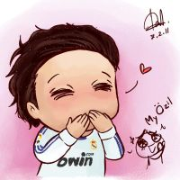 Happy_Ozil by sweetcocoa