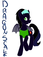 dragon scale by to-lazy-for-username