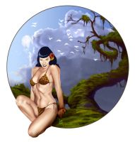Bettie for ever by imaginante