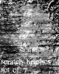 SCRATCH BRUSHES by TWISTED--refractions