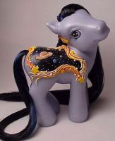 Dione, merry-go-round pony by Woosie