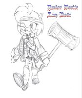 Yankee Doodle Amy by SonicRose