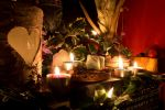 Yule Altar 2013 by ReanDeanna
