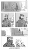 Ragged Muffin Quartet-Pg.66 by MadJesters1