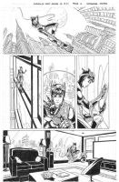 Injustice Catwoman page 2 by CassandraJames