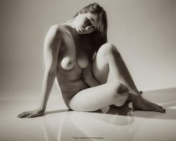 Angela Untitled Nude by BrianMPhotography
