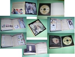 Katawa Shoujo Game Box / Book edition by PrimPalver