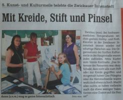 second newspaper article by Lorelai82