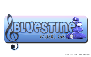BLUESTINE Music Group Logo by InterGlobalFilms