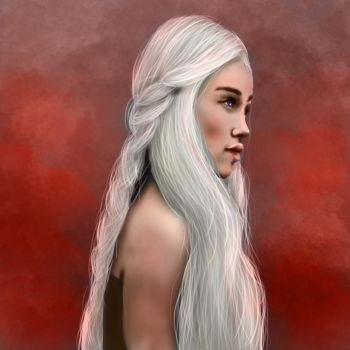 The Mother of Dragons by MotherOfDrawings