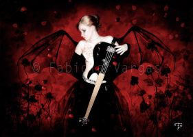 Goth Muse by Taurina