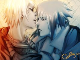 : SasuNaru - Tame Me : by orin