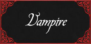 Vampire Banner by an81angel