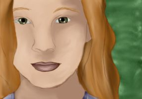 Lily Evans .:speedpaint:. by MysticRavenclaw