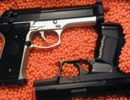 Guns by jal