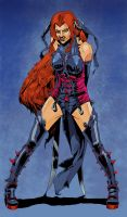 Bloodrayne by MartinHanford1974