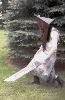 Pyramid Head Costume by doktorsquidd