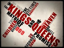 KINGS AND QUEENS by cyrusaurus
