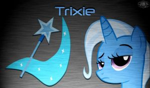 Trixie B.A. Wallpaper by InternationalTCK