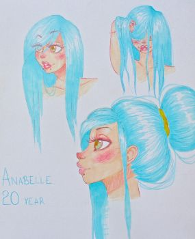 Anabell by IzBilly