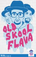 OLD SKOOL FLAVA by Akutou-san