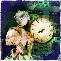 time's running out by crh
