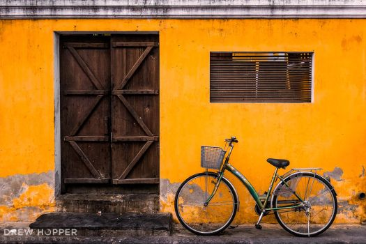 Hoi An Postcard Image by DrewHopper