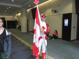 Captain Canuck by 1337gamer15