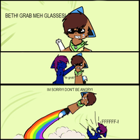 GRAB MEH GLASSES by BreezeyEclipse