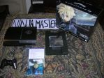 Console bundle Ps3 Cloud Black Edition by ninjamaster76