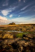 Bamburgh Castle 1 by newcastlemale