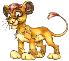 Kion by PurpleScorpion187