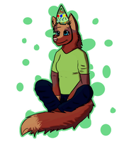 Fancy hat :gift: by Puppy-Strider