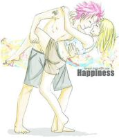 FT - Happiness by Natsu-x-Lucy