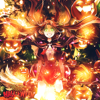 Halloween Large Art by xMie
