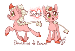 Sophie Strawberry by CloverCoin