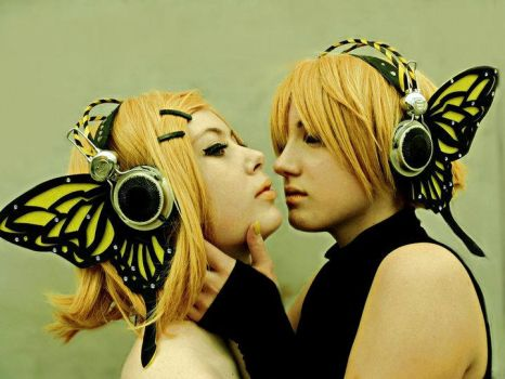 Vocaloid - let's sing together by BlackBoxCosplay