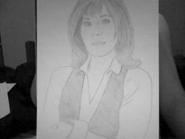 Sarah Jane WIP by ItsLol