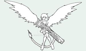 armed angel by N647