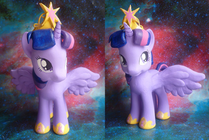 Fashion Style Princess Twilight Sparkle by mooncustoms