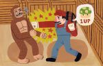 Mario Vs Donkey Kong by Teagle