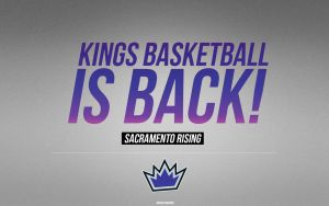 Sacramento Kings Wallpaper by IshaanMishra