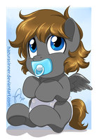 Chibi Commission 107 by HazuraSinner
