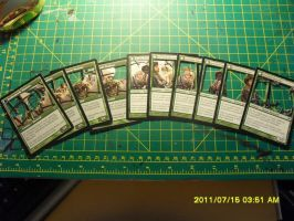 double sided innistrad layout by mtg3dalters