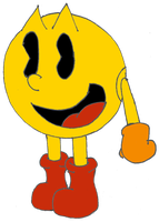 Pac-Man by Sonicdude645