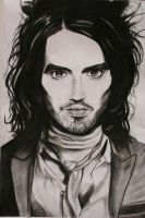 Russell Brand by ShallowMuse