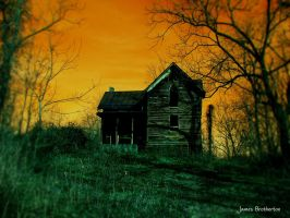 Haunted House On The Hill by jim88bro