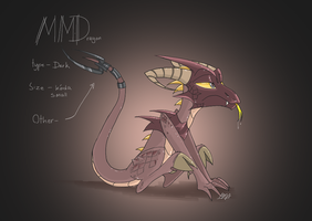 MMDragon by MyMineAwesome