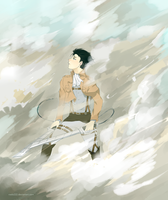 Lance corporal Rivaille by nada222