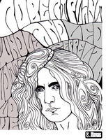 Robert Plant by modastrid
